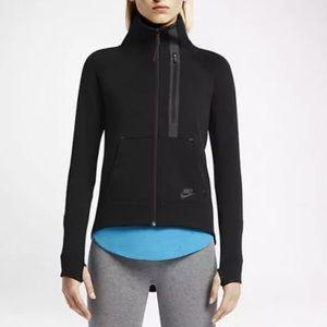 Nike Tech Fleece Moto Jacket Women's Small S